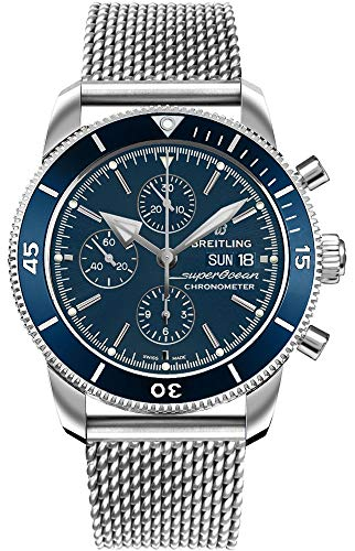 Breitling Superocean Heritage II Chronograph 1