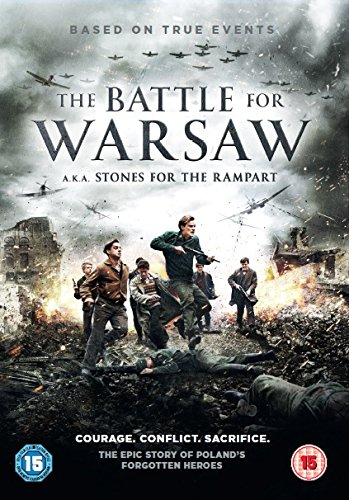 The Battle for Warsaw: Stones for the Rampart [DVD] [Reino Unido]