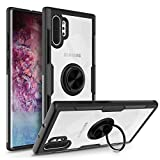 DONWELL for Samsung Note 10 Plus Clear Case, Note 10+ 5G