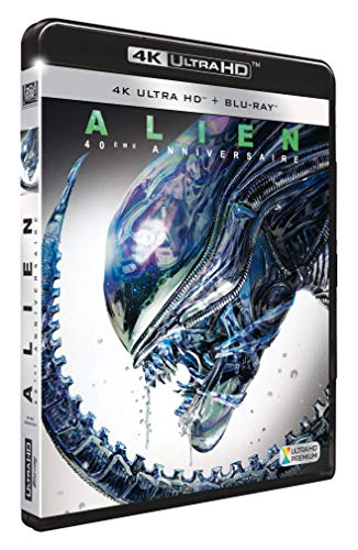 Alien: Das unheimliche Wesen aus einer fremden Welt [Blu-Ray] [Region Free] (Deutsche Sprache. Deutsche Untertitel)