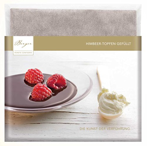 Berger Schokolade Himbeer-Topfen gefüllt 100 g