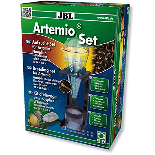 JBL- ArtemioSet Komplettes Aufzucht-Set für Lebendfutter