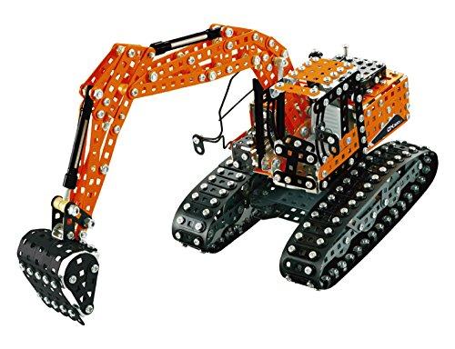 TRONICO–t9740–Máquina Excavadora Doosan dx300lc–1283Piezas–(Escala 1/25