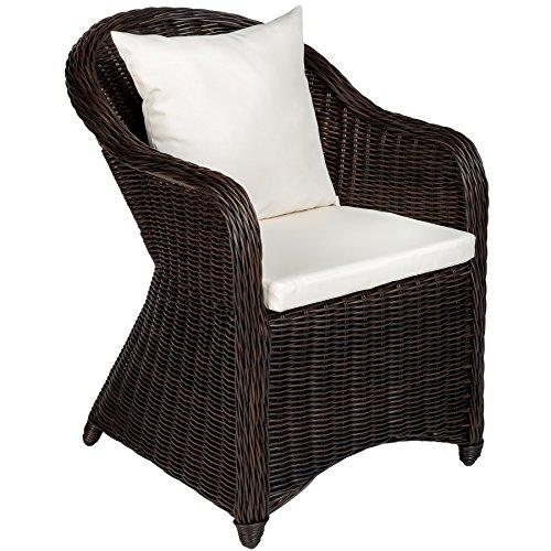 TecTake Aluminium Chaise de Jardin Salon...