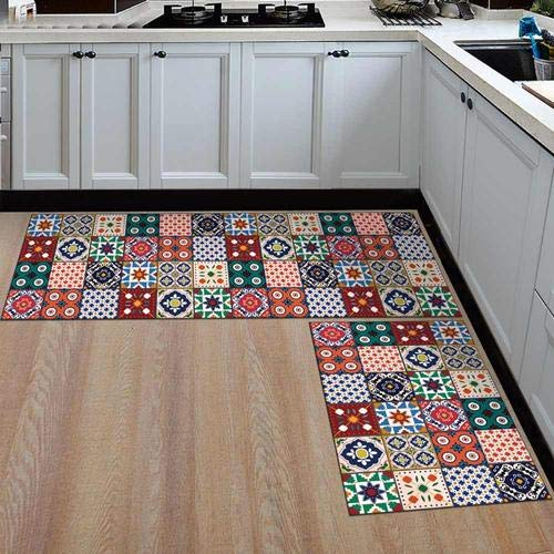 Home Doormat Corridor Kitchen Carpet Indoor Outdoor Welcome Non-slip Floor Mat