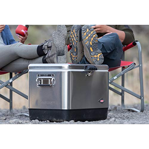 Product Image 7: Coleman Steel-Belted Portable Cooler, 54 Quart
