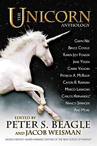 Image of The Unicorn Anthology