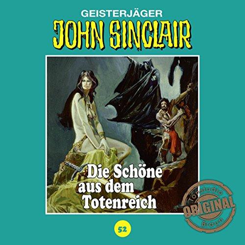 Die Schöne aus dem Totenreich (John Sinclair - Tonstudio Braun Klassiker 52) Titelbild
