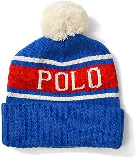 قبعة Polo Ralph Lauren للرجال من Polo USA Stadium مصنوع من مزيج من الصوف