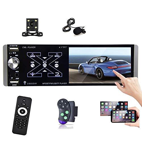 Podofo Single Din Car Stereo 4.1