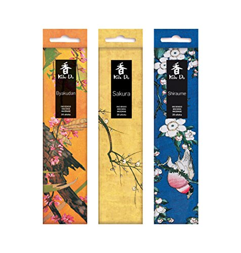 Tierra Zen Set KOH Do Shiraume (Ciruelo, Sakura (Cerezo), S�
