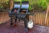Pit Boss Grills Barbecue Combo Pellets et Gaz Navigator PB1230