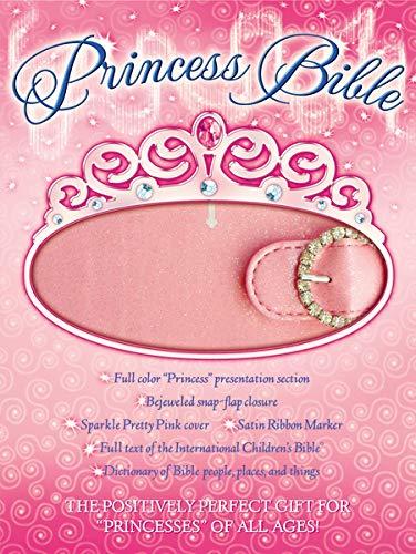 Princess Bible-ICB: Pink - International Children's Bible (Compact Kids)