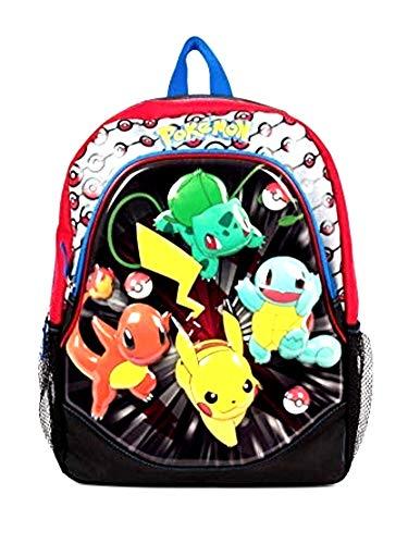 Pokemon Pouncin 16 EVA Molded Backpack