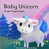 Baby Unicorn: Finger Puppet Book: (Unicorn Puppet Book, Unicorn Book for Babies, Tiny Finger Puppet Books)