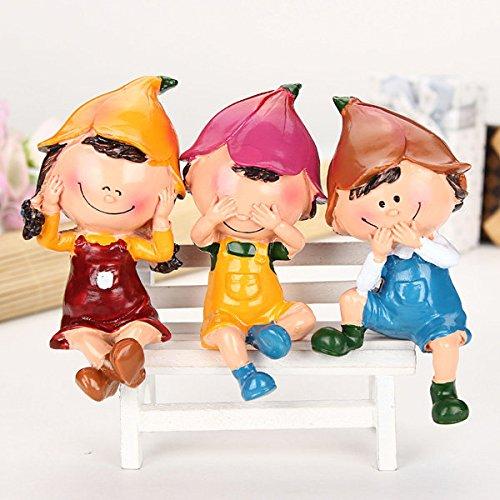 Bazaar Articles d'ameublement de poupées en résine artisanat décoration de la maison