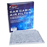 POTAUTO MAP 1005C (CF10138) Activated Carbon Car Cabin Air Filter Compatible Aftermarket Replacement Part
