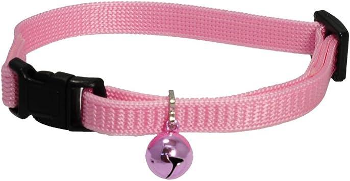 Bo /& Co Ireland Handmade Adjustable Breakaway Safety Dog and Cat Collars 100/% Cotton Elle Cat Collar