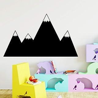 HUHU833Have a Nice Day Cute Penguin Wall Sticker Kitchen Fridge Stickers Art Decor Black