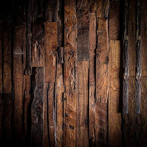 Demiawaking Retro Fundo Pano de Chão de Parede Estúdio de Fotografia Fotografia de Pano de Fundo para Estúdio de Fotografia (YY6 1.25X1.25m)