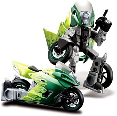 Maisto Cykons MAXIMUS Transformable Motorcycle  35003 by HTS