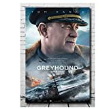 DNJKSA Custom Greyhound Movie Tom Hanks Fabric Poster Light