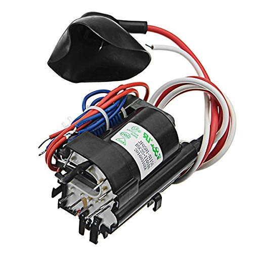 CLJ-LJ DC 12-36V 10A 300W ZVS Tesla Coil High Voltage Genrator Driver Board Discharge Flyback Genrator Module Long Arc Ignition Coil for SGTC/Marx Generator/Jacob's Ladder Heater Spot Steuermodul