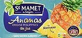 St MAMET les Vergers - Les Fruits en morceaux - Les exotiques - Ananas Origine Philippines - En Morceaux