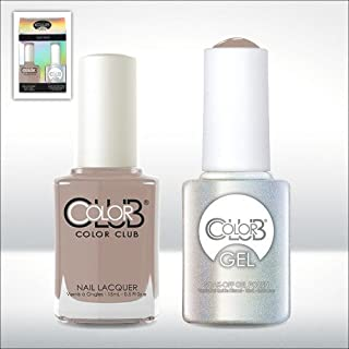 Color Club Gel HIGH Society Neutrals Color Club Gel + Lacquer Duo