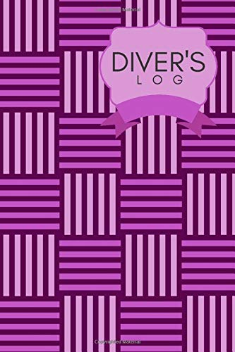 Diver's Log: Compact Scuba Diving Course, Reef Snorkeling, Freediving Journal, Dive Training, Certification and Recreation Memo Book Diary Booklet ... 6x9 120 pages (Scuba Diving Logbook, Band 9)