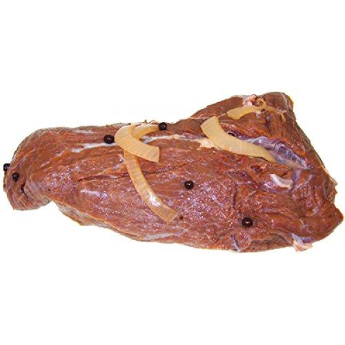 Sauerbraten vom Simmentaler Rind , bratfertig eingelegt 1000 g