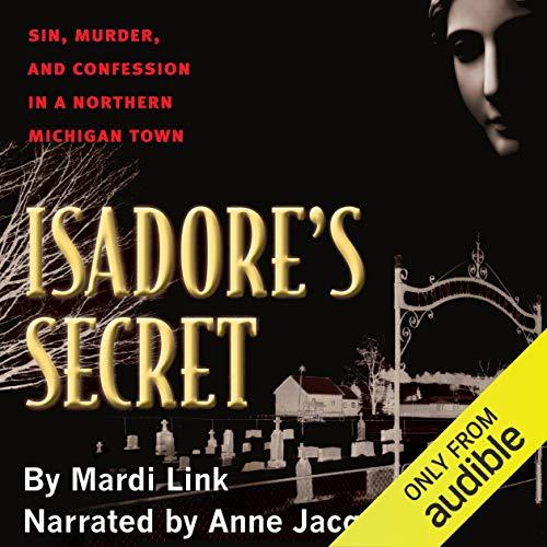 Isadore's Secret audiobook cover art