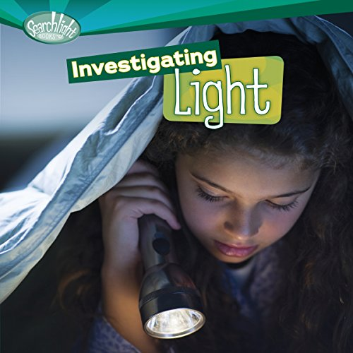 Investigating Light audiobook cover art