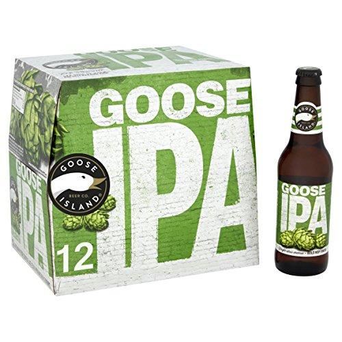 Goose Island Birra - Pacco da 12 x 355 ml