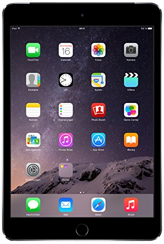 Apple iPad MINI 3 Retina Cellular 16GB Tablet Computer