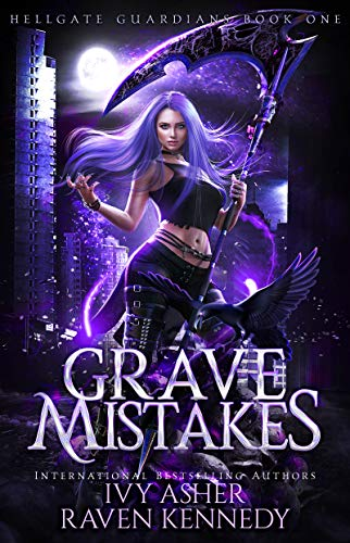 Grave Mistakes (Hellgate Guardians Book 1) (English Edition)