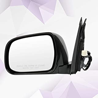 ANPART Driver Side Mirror Compatible with 2004-2009 Lexus RX330 Lexus RX350 Lexus RX400H Power Adjustment Heated Manual Fo...