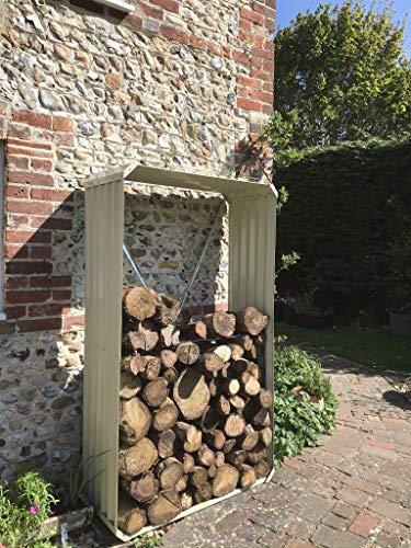 Estate to Garden Fire Wood Log Store
