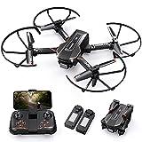 Q10 Mini Drone con Telecamera HD 720P FPV Pieghevole Drone per Bambini e...