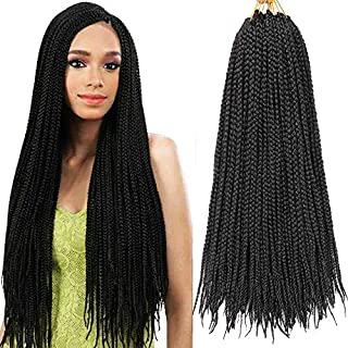 Best 12 in box braids Reviews