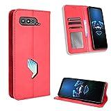 Custodia® Capirotazo Billetera Funda Compatible para ASUS ROG Phone 5/ASUS ROG Phone 5 Pro/ASUS ROG Phone 5 Ultimate(Patrón 2)