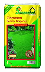 Berliner Tiergarten Rasensaat 1Kg 40m²