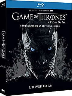Game of Thrones (Le Trône de Fer) - Saison 7 - Blu-ray - HBO [BLURAY] (B0757VM5NW) | Amazon price tracker / tracking, Amazon price history charts, Amazon price watches, Amazon price drop alerts