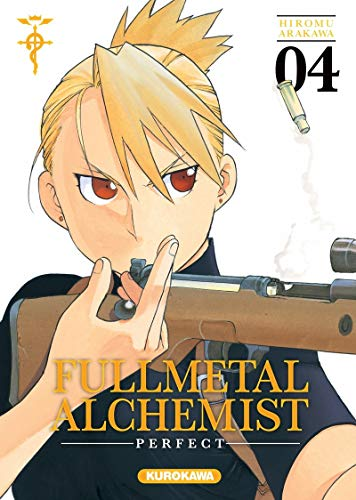 Fullmetal Alchemist Edition Perfect Tome 4