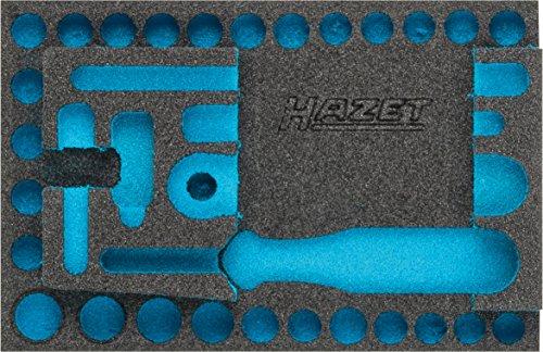 Hazet 2K-Weichschaum-Einlage für Werkstatt, 1 Stück, 163-339L