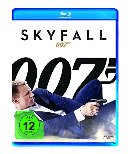 James Bond 007 - Skyfall [Blu-ray]