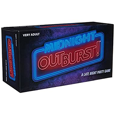 Midnight Outburst A New Party Game From the Creators of Taboo