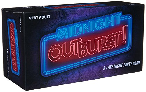 Midnight Outburst - A New Party Game From the Creators...