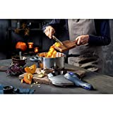 WMF Perfect Plus Schnellkochtopf Induktion 4,5l, Dampfkochtopf, Cromargan Edelstahl poliert, 2 Kochstufen, Einhand-Kochstufenregler - 14