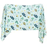Extra Soft Knit Swaddling Receiving Blanket Outdoor Adventure by Village Baby